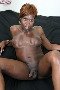Black shemale from black-tgirls